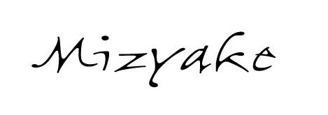 mizyake_logo